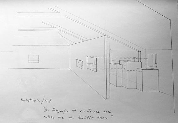 Die Wand - Eine Evolutionskette in der Architekturgeschichte (4/5)